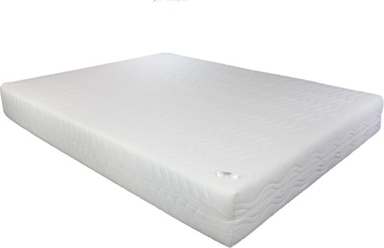 Bedworld Matras Pocket Comfort Gold HR55 - 140x200 - 24 cm matrasdikte stevig ligcomfort