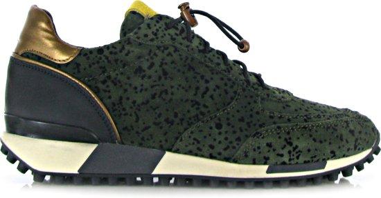 temperament schoenen verschillende kleuren best verkocht bol.com | VIA VAI 5107076 Dore Militare Groen - 38