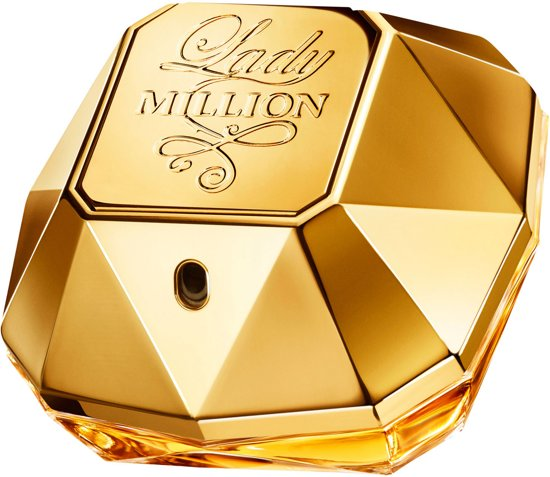 Paco Rabanne Lady Million 50 ml - Eau de Parfum - Damesparfum