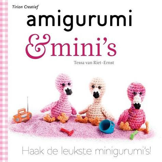 Bolcom Amigurumi En Mini S Tessa Van Riet Ernst 9789043915892