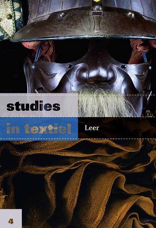 Studies in Textiel 4: Leer
