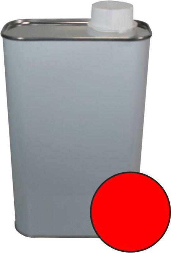 NPO merkinkt rood 1 liter RAL 3000