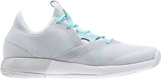 Adidas Tennisschoenen Adizero Defiant Bounce Dames Wit Mt 40