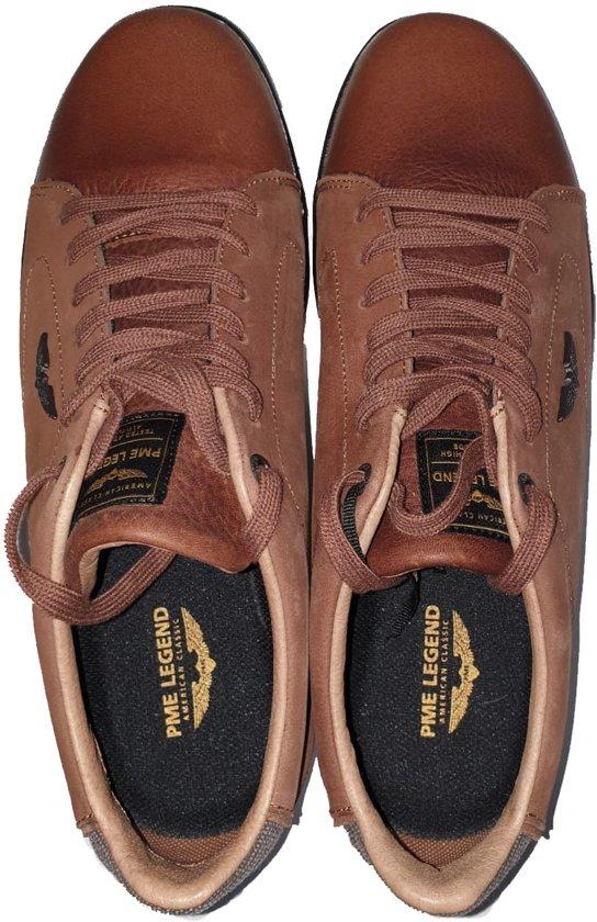 44 Sneakers Leren Pme Legend CognacMaat mv0wN8n