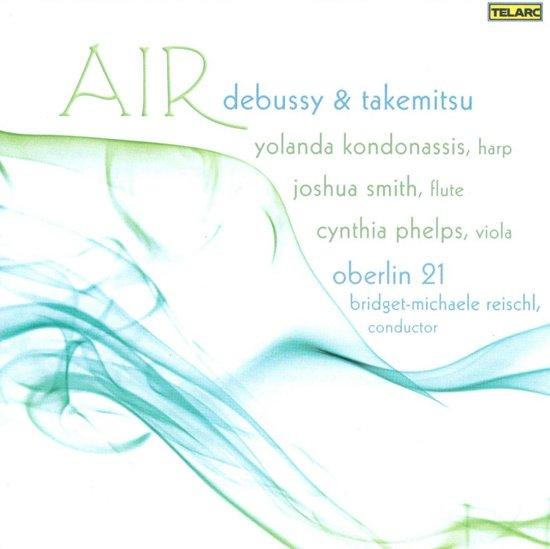 Air Music For Harp, Flute