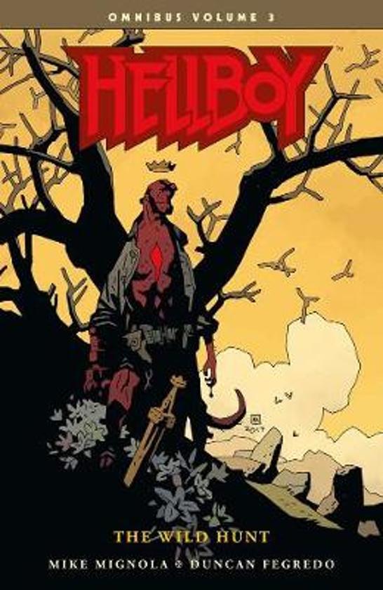 Hellboy Omnibus Volume 3 - Mike Mignola