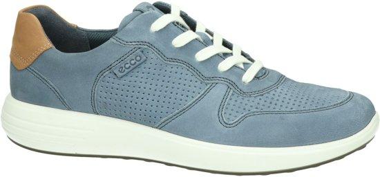 Ecco Soft 7 Runner sneakers blauw Maat 41