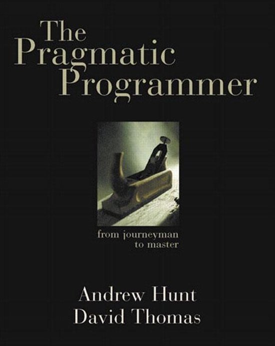 Pearson Education Pragmatic Programmer 352pagina's Engels softwareboek & -handleiding