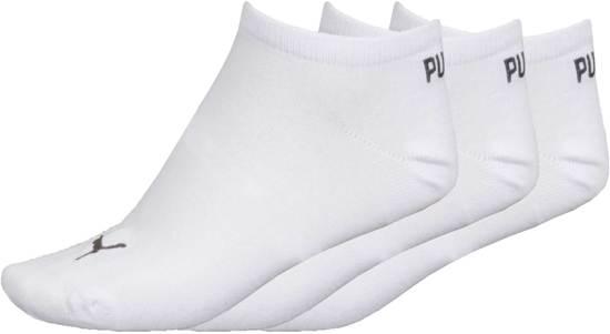 7c85a133eb7 bol.com | Puma Invisible 3-pack - Sportsokken - Unisex - Maat 35-38 ...