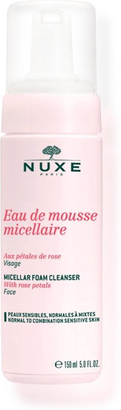 Nuxe Eau De Mousse Micellaire Foam Cleanser - 150 ml