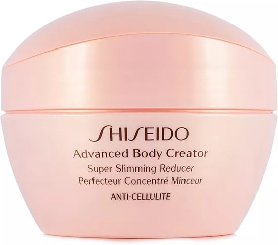 Shiseido Advanced Body Creator Super Slimming Reducer Bodycrème 200 ml