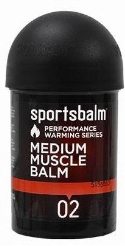 Sportsbalm Spierverwarmer Medium Muscle Balm 150ml Per Stuk