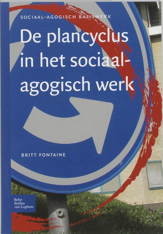 Boek De Plancyclus In Het Sociaal Agogisch Werk Britt Fontaine Pdf