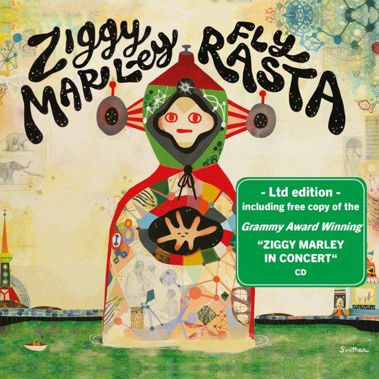 Fly Rasta (Limited Edition)