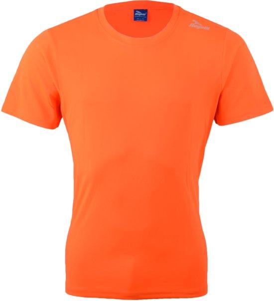Rogelli Promo Running T-shirt - Sportshirt - Mannen - Maat XXL - oranje