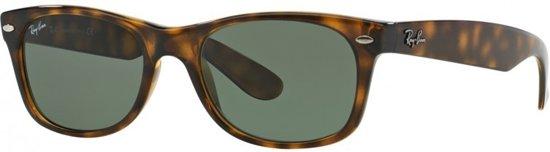 070006db8b2 Ray-Ban RB2132 902 - zonnebril - New Wayfarer (Classic) - Tortoise