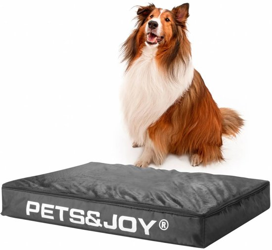 sit&joy zitzak Dog Bed Large Antraciet