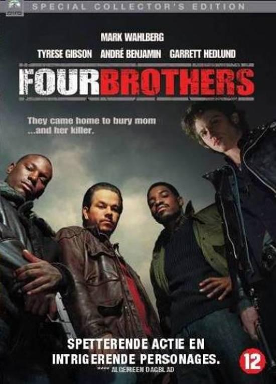 Cover van de film 'Four Brothers'