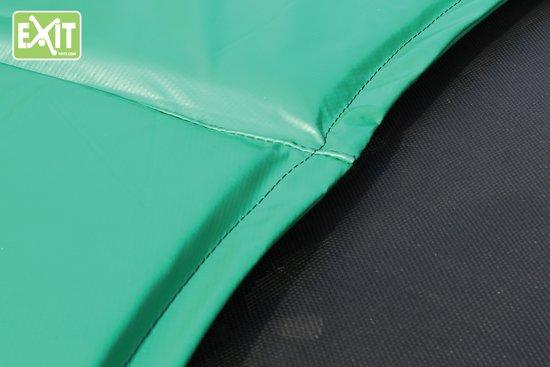EXIT JumpArenA All-in 1 - Trampoline - 366 cm - Groen/Grijs