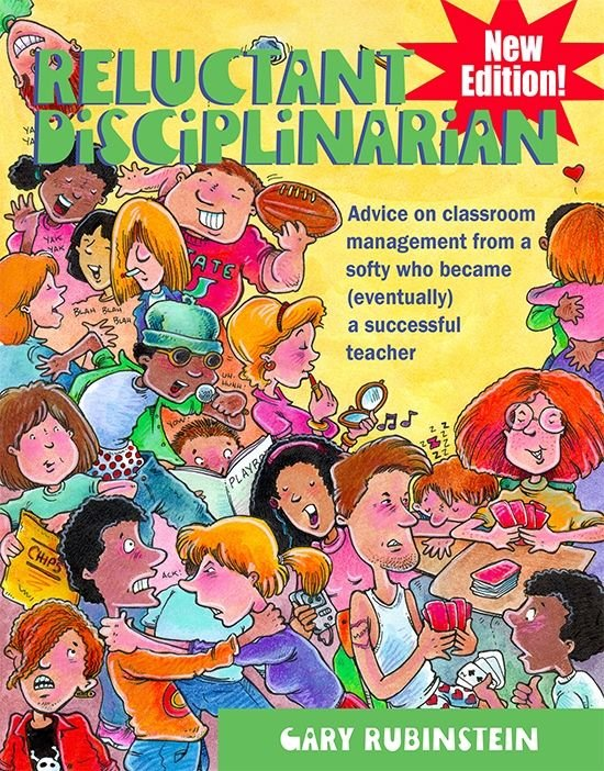 Boek cover Reluctant Disciplinarian van Gary Rubinstein (Onbekend)