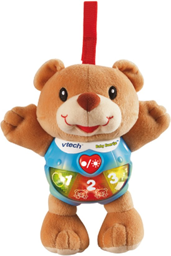VTech Baby Reis & Leer Koffer - Activity-center