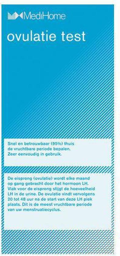 Bolcom Medihome Ovulatietest 5907271 10000453