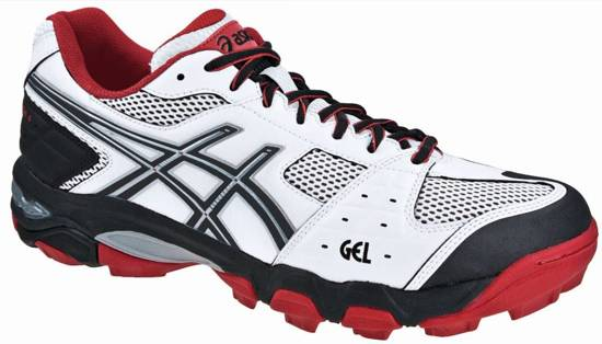 Asics Gel Blackheath 4 Hockeyschoenen Mannen Maat 42 Wit