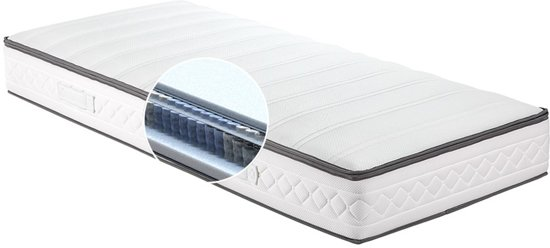Beter Bed Select pocketveermatras Platinum Pocket Superieur
