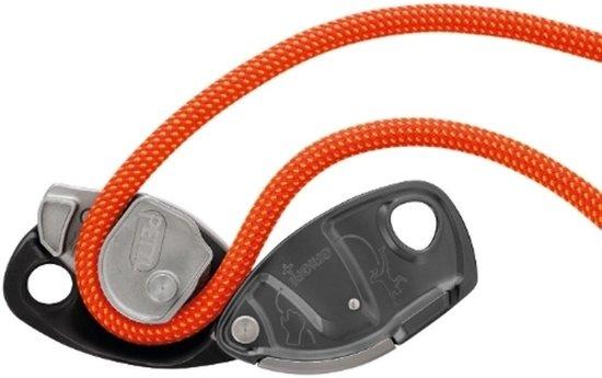 Petzl GriGri+ zekeringsapparaat met anti-paniek Oranje