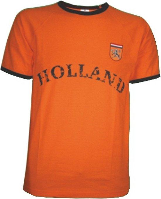 T/shirt Holland voor volwassenen L