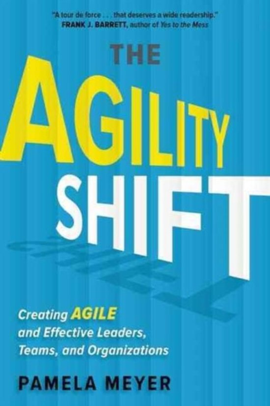 The Agility Shift