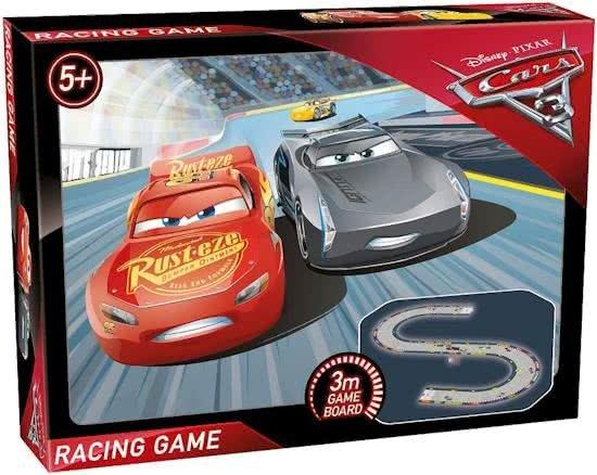 Afbeelding van het spel Tactic Kinderspel Cars 3 Racing Game