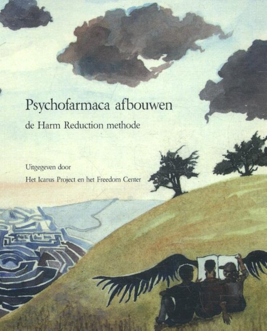 Psychofarmaca afbouwen - de Harm Reduction methode