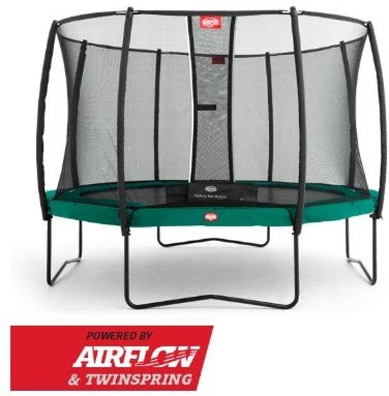 BERG Champion Trampoline à 380 cm met Veiligheidsnet Comfort