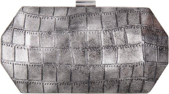 BULAGGI Tissot clutch - Zilver