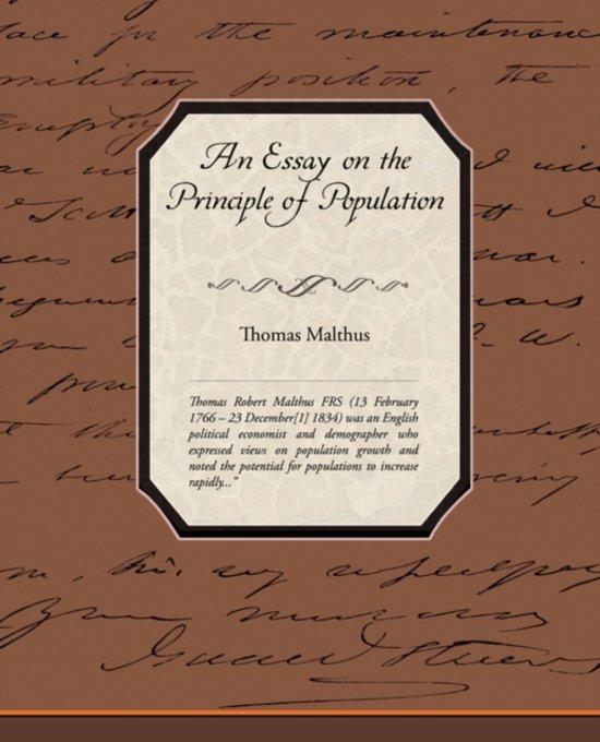alle boeken van schrijver t r malthus  boek cover an essay on the principle of population van thomas robert malthus paperback