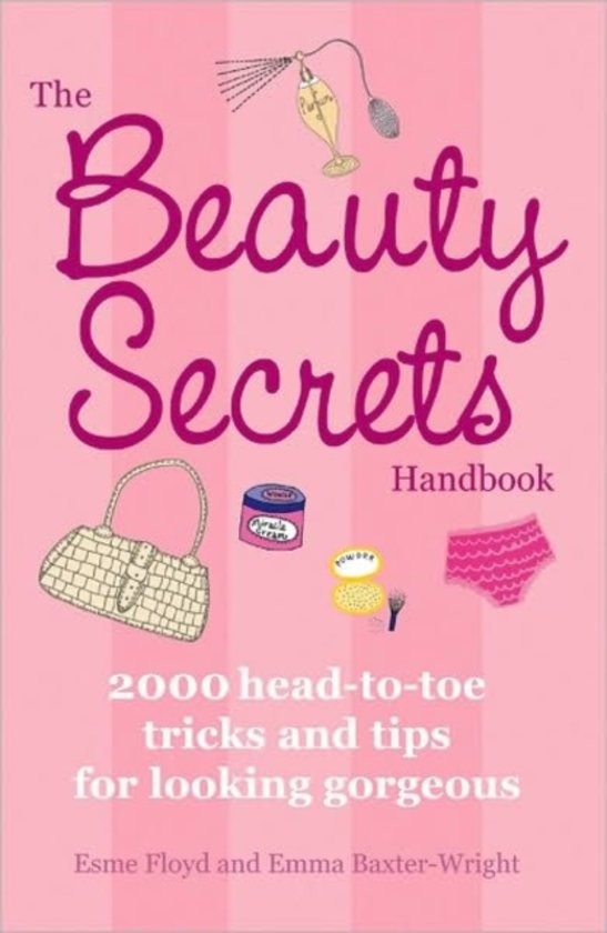 Boek cover The Beauty Secrets Handbook van Esme Floyd (Onbekend)
