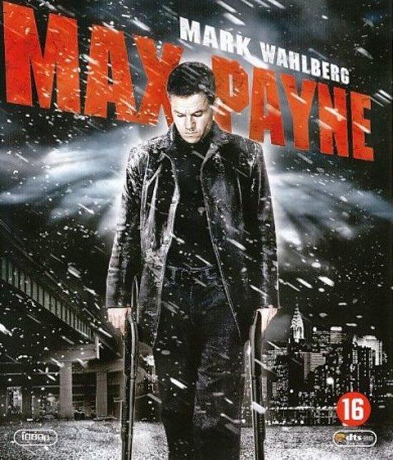 Cover van de film 'Max Payne'