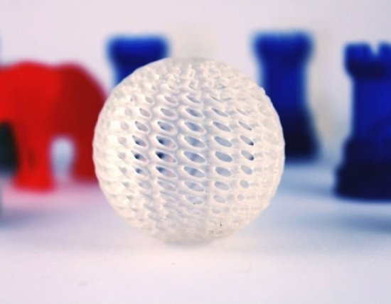 Monocure 3D Rapid Resin voor DLP 3D-printer  - 500 ml - Clear