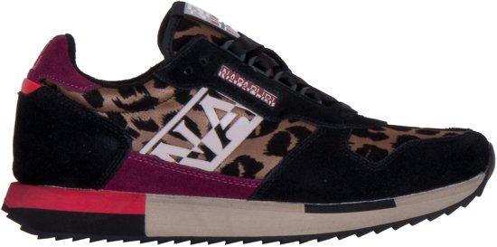 Napapijri Sneakers - Maat 36 - Vrouwen - zwart/bruin/paars