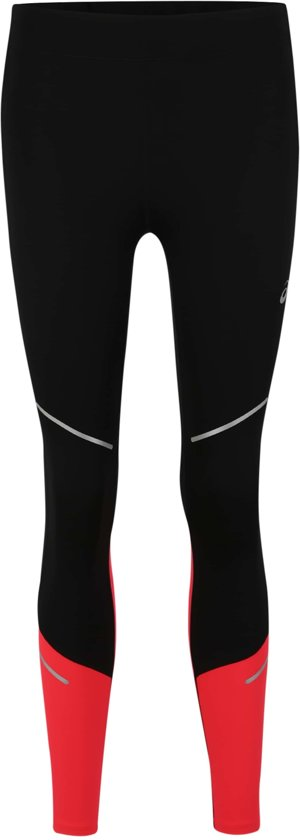 Asics sportbroek lite-show 2 crop tight Zwart-l