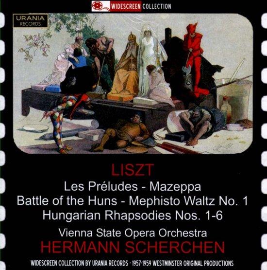 Liszt; Hermann Scherchen, Direction