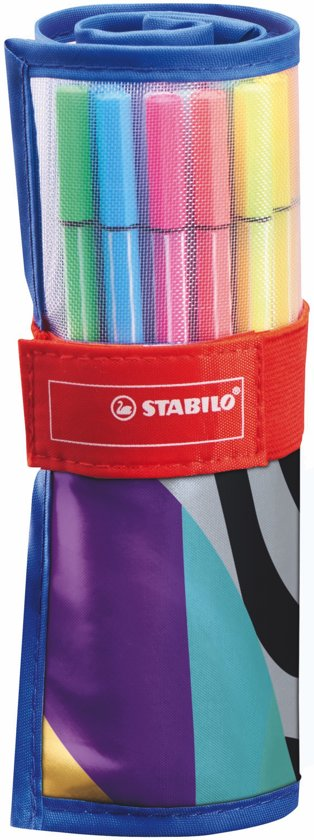 STABILO Pen 68 rollerset Just like you edition