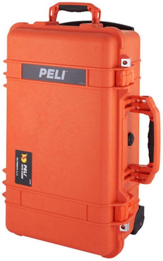 bol.com | Peli 1510 Waterdichte Camerakoffer Oranje met Foam Interieur