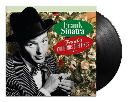 Frank's Christmas Greetings (LP)