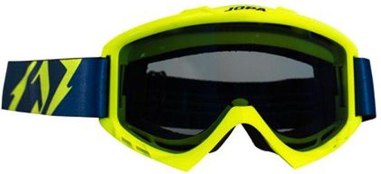 Jopa Crossbril MX-Goggle Poison Neon Yellow