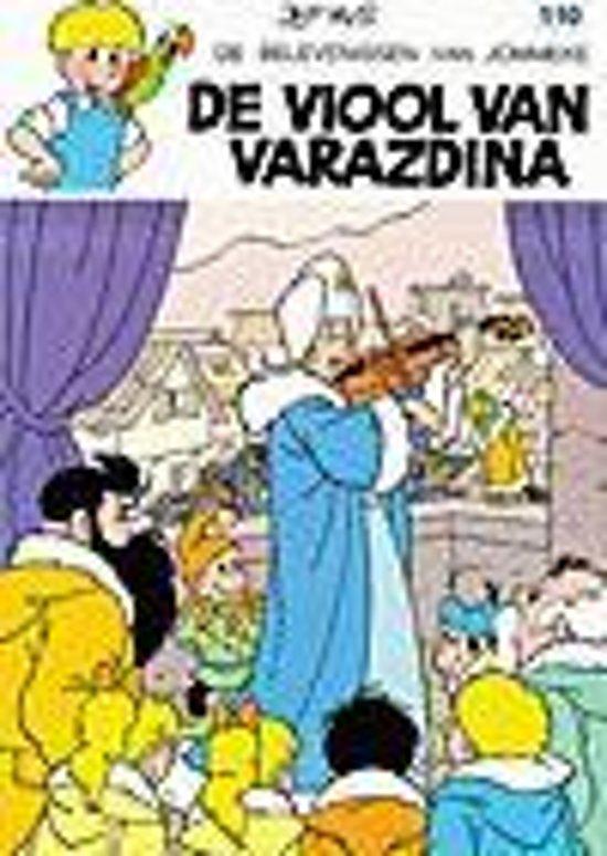 Jommeke 110 - De Viool van Varazdina - Jef Nys |