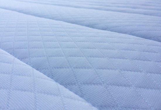 Slaaploods Split Topmatras Basic - Latex - Dikte: 6 cm