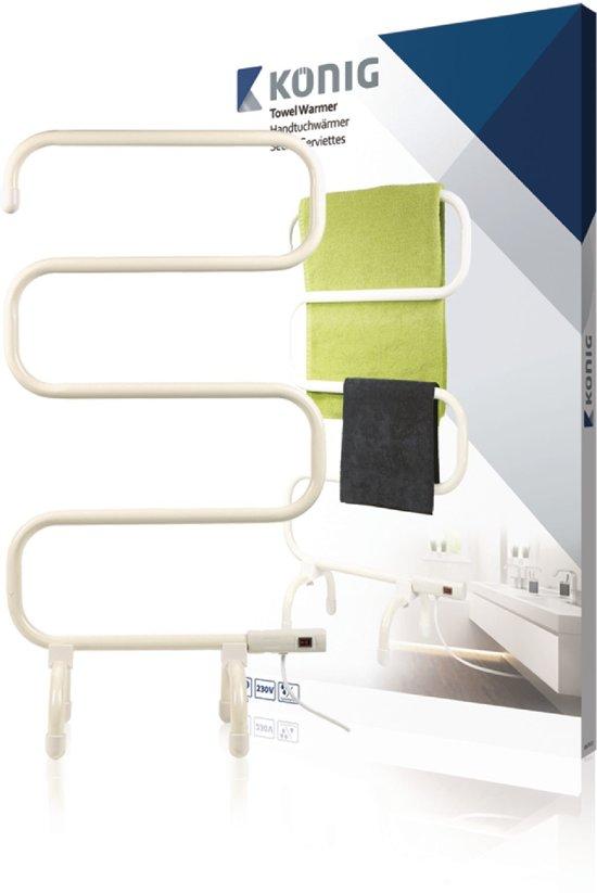 Free standing towel warmer 100 W 230 V