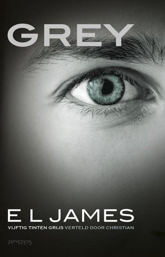 Vijtig tinten grijs - verteld door Christian Grey